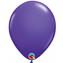 "Qualatex 11 inch Balloons - Purple Violet 11"" Balloons (6pcs)"